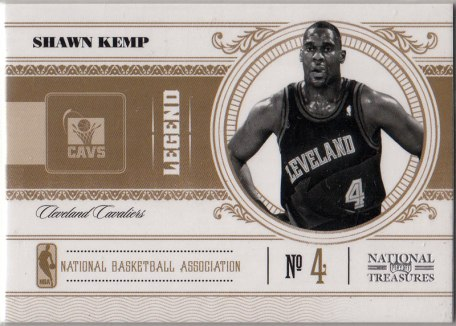 2010-11 National Treasures #150 65/99